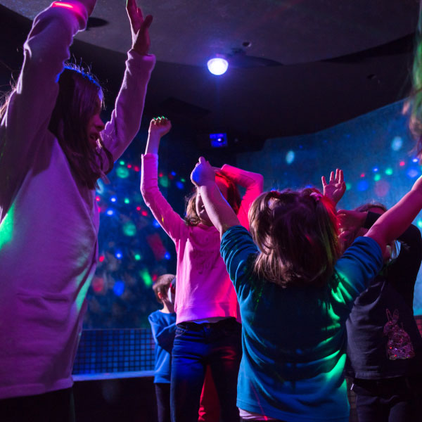 Beckwith & Fuller Events   Providing High End, Bespoke, Circus-Themed Entertainment   Children Dancing