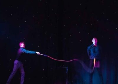 Beckwith & Fuller Events | Providing High End, Bespoke, Circus-Themed Entertainment | Whip Show