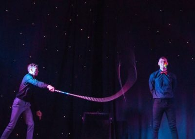 Beckwith & Fuller Events | Providing High End, Bespoke, Circus-Themed Entertainment | Whip