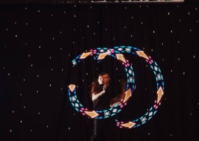 Beckwith & Fuller Events | Providing High End, Bespoke, Circus-Themed Entertainment | LED
