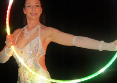 Beckwith & Fuller Events | Providing High End, Bespoke, Circus-Themed Entertainment | Light Hoop